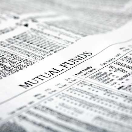 mutual funds benchmark