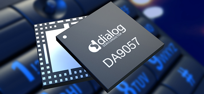 Dialog Semiconductor Kursziel