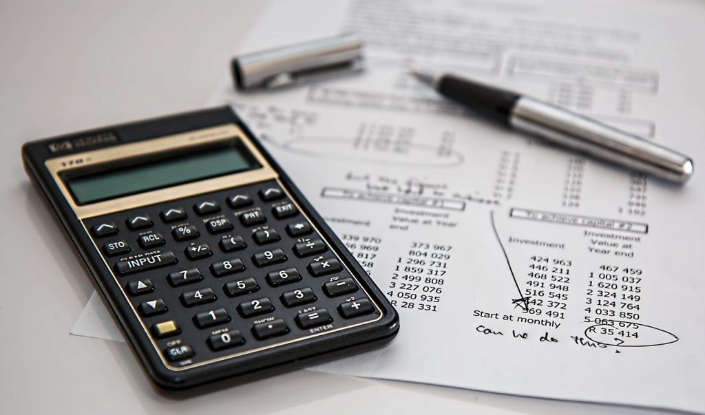New Tax plan calculation